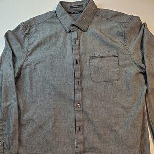 Sean john taylored fit XXL dress shirt